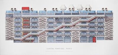 Renzo Piano, 'Centre Pompidou, Paris', 2010