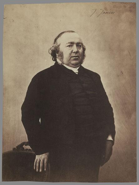 Nadar, 'Jules Janin', 1853-1854