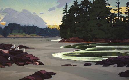 Clayton Anderson, 'Schooner Cove'