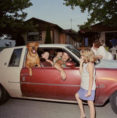 Chris Verene, 'Travis's New Dad and Zeus', 2006
