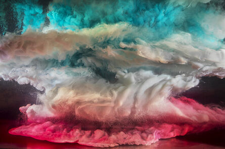 Kim Keever, 'ABSTRACT 50105', 2020