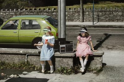 Harry Gruyaert, 'Ireland, Galway', 1984