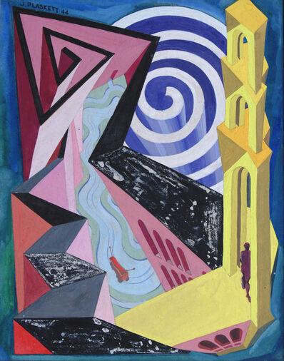 Joseph Plaskett, 'Escape', 1944