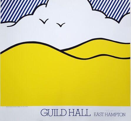 Roy Lichtenstein, 'Guild Hall East Hampton', 1980