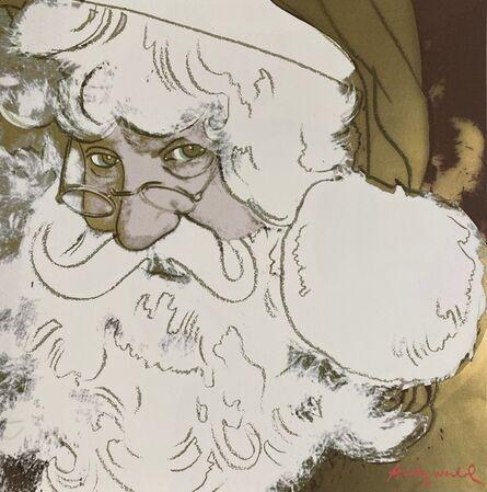 Andy Warhol, 'Santa Claus', 1986