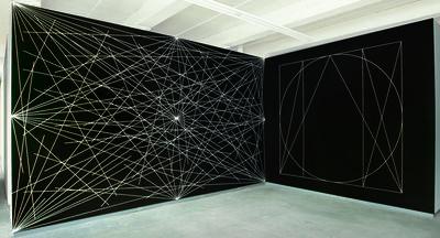 Sol LeWitt, 'Wall Drawings #289 and #295', 1978
