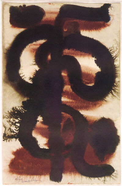 Beauford Delaney, 'Untitled (Ibiza)', 1956