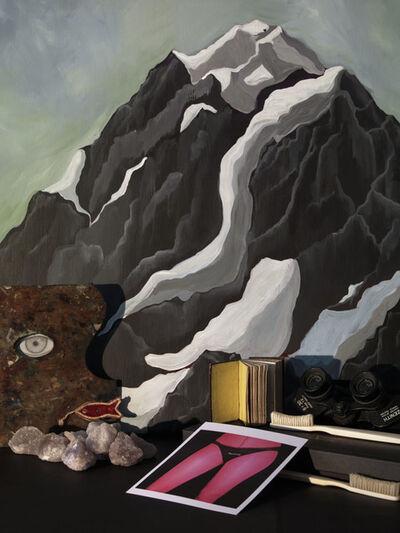 Clark & Pougnaud, 'Le Mont Cook', 2020