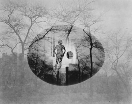 Harry Callahan, 'Eleanor, Chicago (double exposure)', 1953
