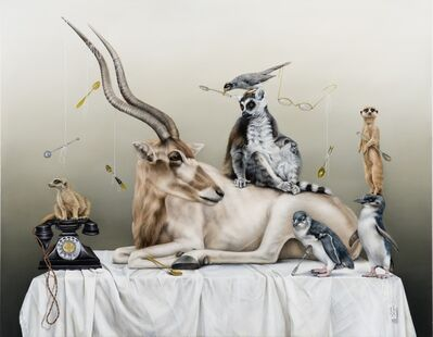 Kate Bergin, 'Imaginary Friends', 2015
