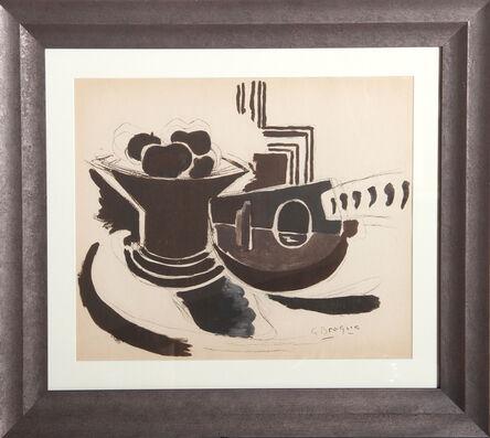 Georges Braque, 'Le Mandoline from the Espace Portfolio', 1957