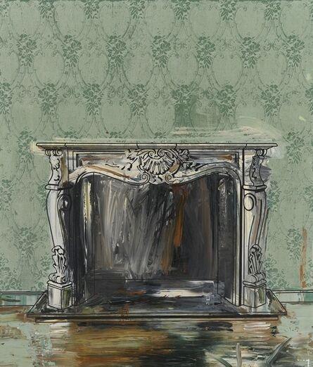 Marcus Harvey, 'Illustration for Edgar Allen Poe's 'Murder's in La rue Morgues', 2003