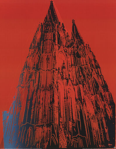 Andy Warhol, 'Koln Cathedral', (Date unknown)
