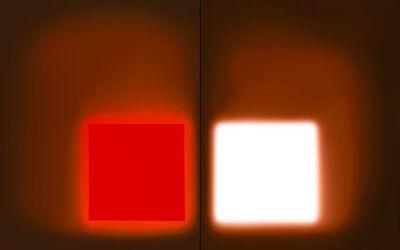 Garry Fabian Miller, 'The atmosphere absorbs its own light', 2020