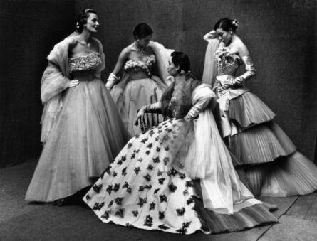 Gordon Parks, 'Fath Show Stoppers, Paris, France (29.006)', 1951