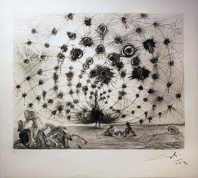 Salvador Dalí, 'Argus - Mythologie (Black and White) ', 1963-1965