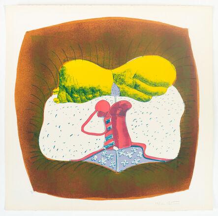 John Altoon, 'About Women (01)', 1966