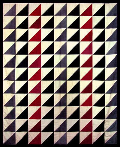 Chant Avedissian, 'Pharaonic triangles', 1982-1989