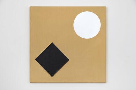 Tony Delap, 'Oakus', 2015