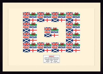 Gilbert and George, 'Great', 2009