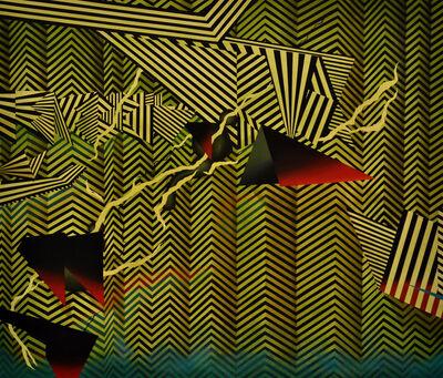 Bruno Novelli (a.k.a. Bruno 9li), 'Lux Tenebris', 2012