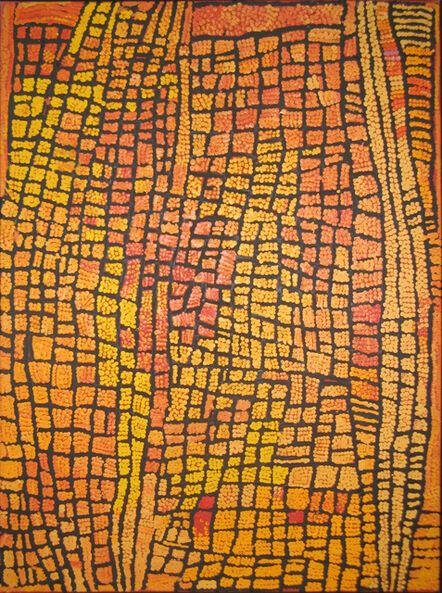 Naata Nungurrayi, 'Marrapinti', 2004