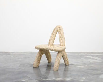 Daniel Arsham, 'Dino Dining Chair', 2021