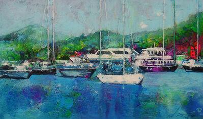 Ulpiano Carrasco, 'Gustavia', 2020