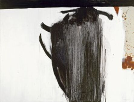 Robert Motherwell, 'Totemic Figure', 1958 -1960