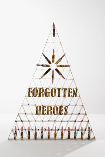Tony Albert, 'Forgotten Heroes', 2014