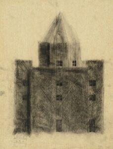 Aldo Rossi, 'Teatro del Mondo a Venezia'