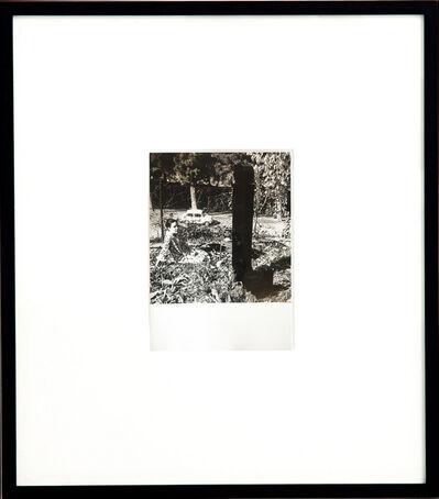 Ketty La Rocca, 'Photograph with J', 1969-1970