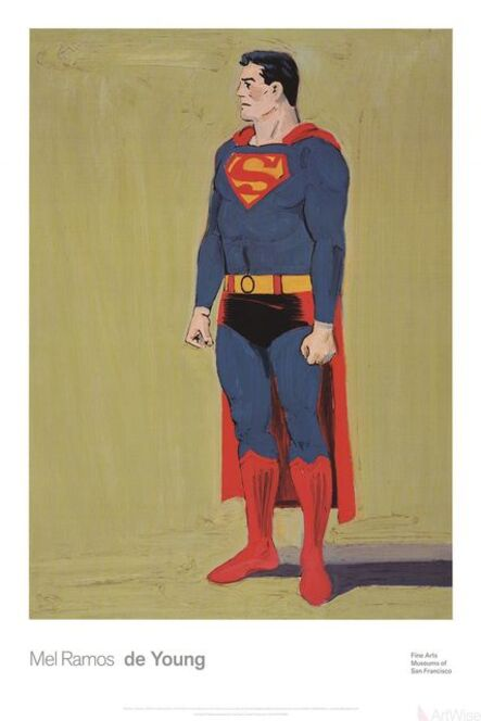 Mel Ramos, 'Superman', 2014