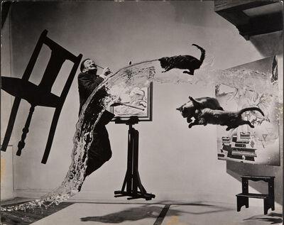 Philippe Halsman, 'Dalí Atomicus', 1948