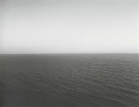 Hiroshi Sugimoto, 'Pacific Ocean, Oregon (312)', 1985