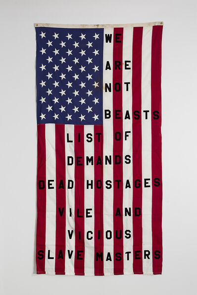 Cali Thornhill Dewitt, 'Attica Riot', 2016