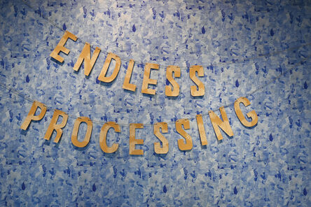 Amy Cousins, 'Endless Processing', 2021