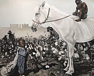 Gerald Griffin, 'White Horse', 2016