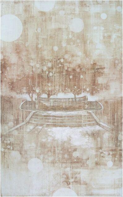 Federico Infante, 'Snow dust'