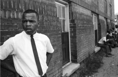 Steve Schapiro, 'John Lewis, Clarksdale, Mississippi, 1963', 1963
