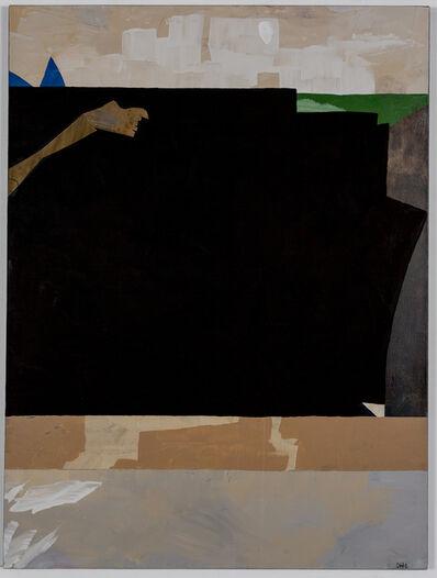 Otto Rogers, 'Black Cliff'