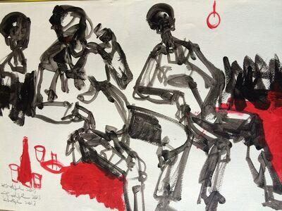 DUKE ASIDERE, 'Frenzy', 2013