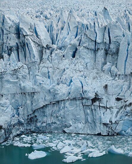 Frank Thiel, 'Perito Moreno #11', 2012