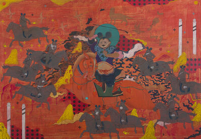Baatarzorig Batjargal, 'Mickey Polo', 2016