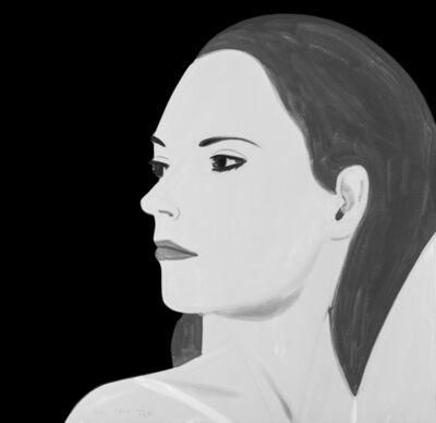Alex Katz, 'Alex Katz, 'Laura 5' 2018 Print', 2018