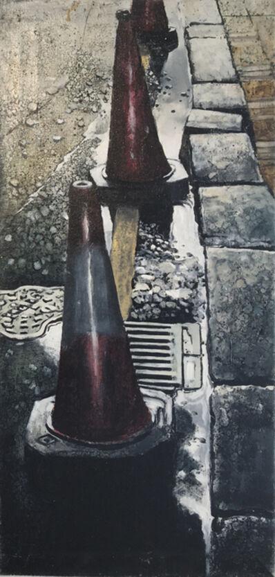 Mick Dean, 'Cones', ca. 2004