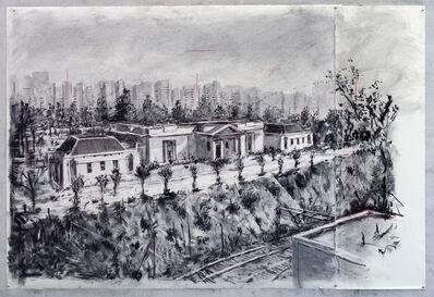 William Kentridge, 'Drawing for City Deep (Johannesburg Art Gallery)', 2018