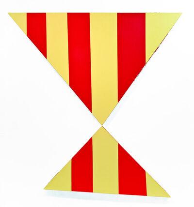 Donald Alberti, 'Red on Yellow', 2006