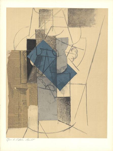 Pablo Picasso, 'Le Visage', 1956