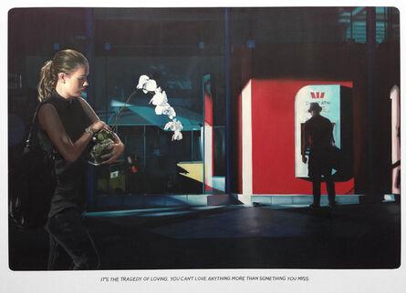 Muntean & Rosenblum, 'Untitled (It's the tragedy…)', 2016